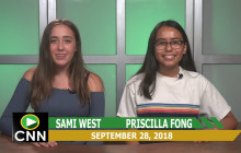 Canyon News Network, 9-28-18   Book of the Month