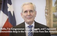 Weekly Democratic Response: Congressman Lloyd Doggett, Texas