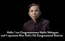 Weekly Democratic Response: Congresswoman Nydia Velázquez, New York