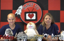 Hart TV, 9-7-18   Stuffed Animals Day