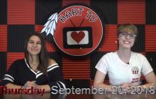Hart TV, 9-20-18   Backpack Awareness Day