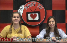 Hart TV, 9-28-18 | Happiness Day