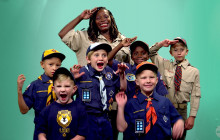 September 15: Pack 490 Cub Scout Fun Day and BBQ