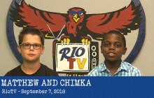 Rio TV, 9-7-18