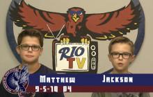 Rio TV, 9-6-18