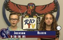 Rio TV, 9-10-18