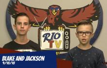 Rio TV, 9-18-18
