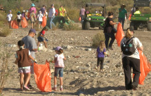 Annual River Rally Brings Thousands of Volunteers to Pick Up Trash