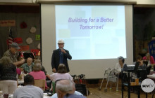 Updates Given for the New SCV Senior Center