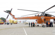 Super Scooper &  Erickson Helitanker Press Conference