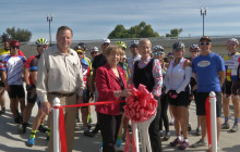 City of Santa Clarita Opens Addition to San Francisquito Trail