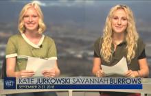 West Ranch TV, 9-21-18 | Alumni Segment