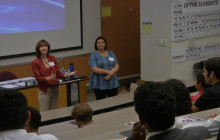 College of the Canyons Hosts VIA Connecting to Success Workforce Program