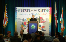 State of the City 2018: 'City of the Arts'