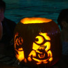 Aquatic Center Hosts Annual Underwater Pumpkin Carving Contest