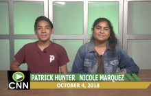 Canyon News Network, 10-4-18   Field Trip Information