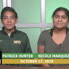 Canyon News Network, 10-17-18 | College News