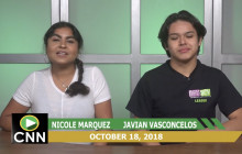 Canyon News Network, 10-18-18 | College News