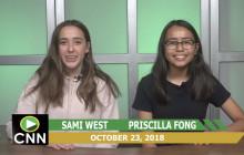 Canyon News Network, 10-23-18 | Choir