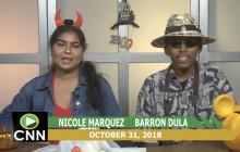 Canyon News Network, 10-31-18   Halloween
