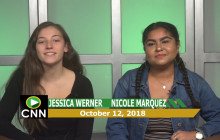 Canyon News Network, 10-12-18   Guess the Food Challenge
