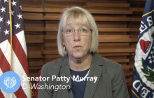 Weekly Democratic Response: Senator Patty Murray, Washington
