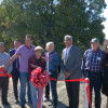 City Cuts the Ribbon on New San Francisquito Open Space