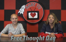 Hart TV, 10-12-18   Free Thought Day