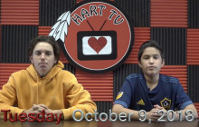 Hart TV, 10-9-18 | Face Your Fears Day