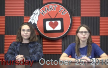 Hart TV, 10-25-18   National Map Reading Day