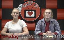 Hart TV, 10-30-18 | Checklist Day