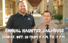 Boys & Girls Club, SCV Sheriff's Gearing Up for Annual Haunted Jailhouse