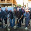 Laemmle Theatre Groundbreaking in Newhall