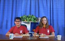 La Mesa Live, 10-3-18