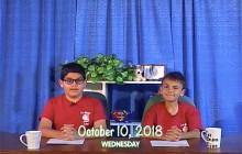 La Mesa Live, 10-10-18