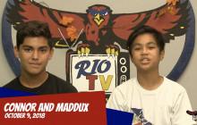 Rio TV, 10-9-18