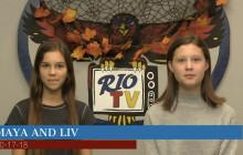 Rio TV, 10-17-18