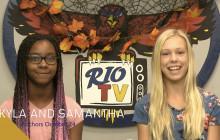 Rio TV, 10-24-18