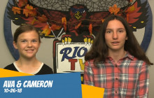 Rio TV, 10-26-18