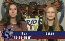Rio TV, 10-29-18