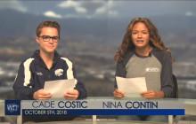West Ranch TV, 10-5-18   Teacher Appreciation Segment