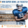 PSA: Project Sebastian Super Bowl LIII Ticket Giveaway