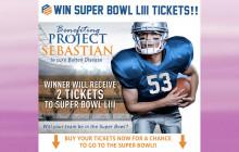PSA: Project Sebastian Super Bowl LIII Ticket Giveaway