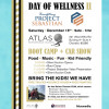 PSA: Project Sebastian Day of Wellness II