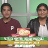 Canyon News Network, 11-14-18   Food Drive Signing Day