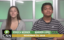 Canyon News Network, 11-19-18 | Girls Who Code