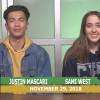 Canyon News Network, 11-29-18 | Club & Sports News