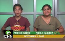 Canyon News Network, 11-1-18   Halloween Recap
