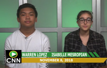Canyon News Network, 11-8-18 | Track & Field, Meeting Updates