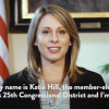 Weekly Democratic Response: Congresswoman-elect Katie Hill (D-CA)